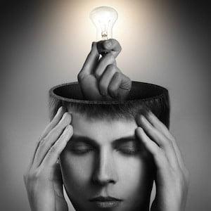 Bewust zijn in plaats van je bewustzijn