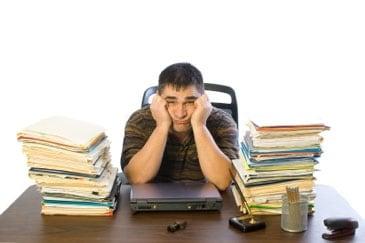 Oorzaken van een burnout