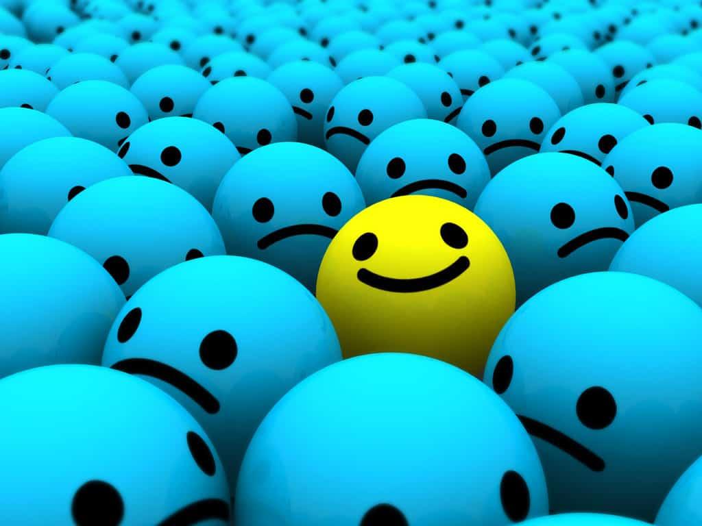 Hoe zit geluk in elkaar, wie is gelukkig en waarom?