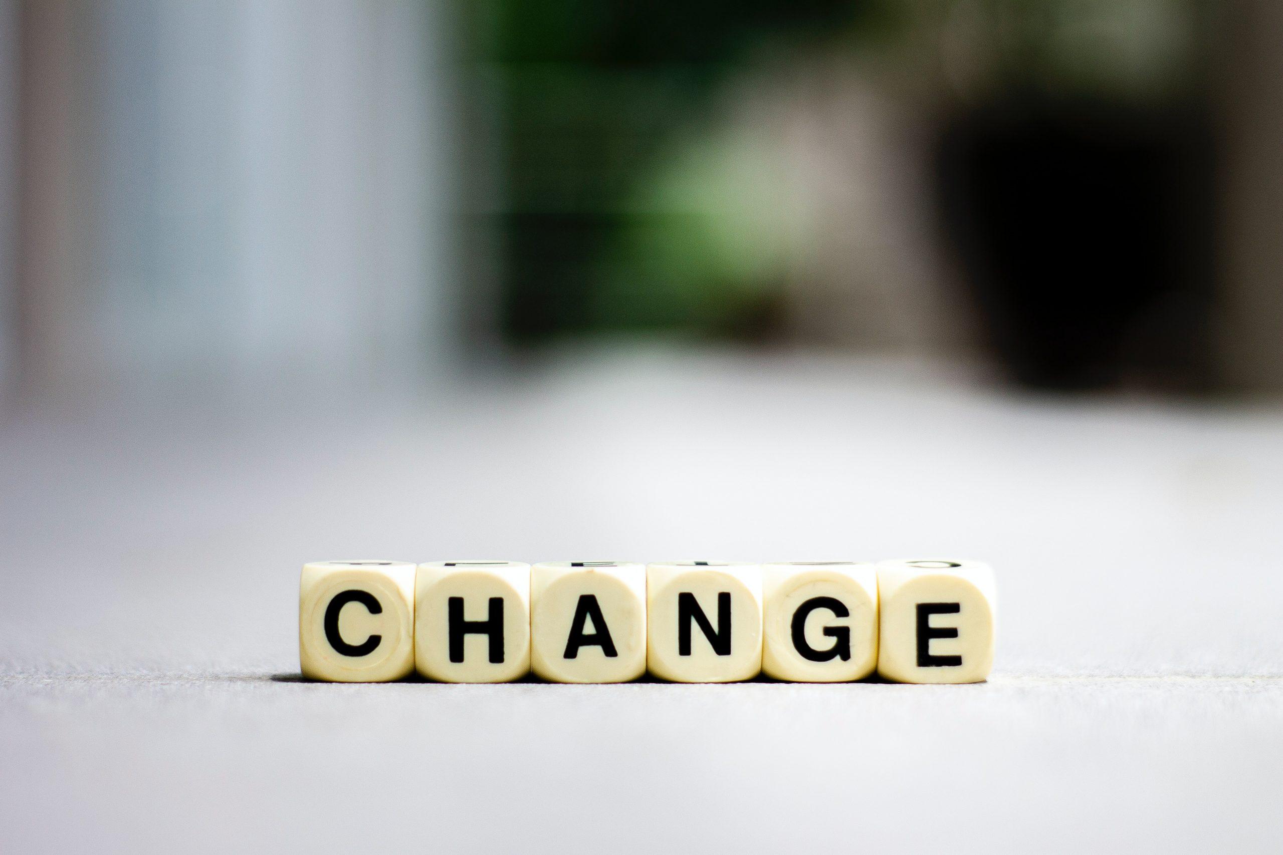 In 3 stappen naar échte verandering